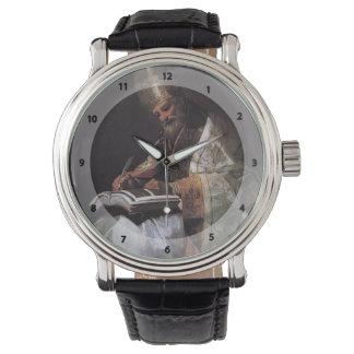 Francisco Goya- St Gregory el grande Reloj De Mano