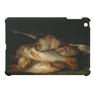 Francisco Goya - Still Life with Golden Bream iPad Mini Case