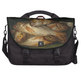 Francisco Goya - Still Life with Golden Bream Commuter Bag