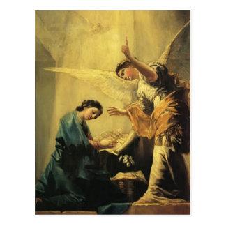 Francisco Goya- The Annunciation Postcard