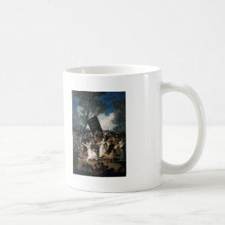 Francisco Goya- The Burial of the Sardine Mugs
