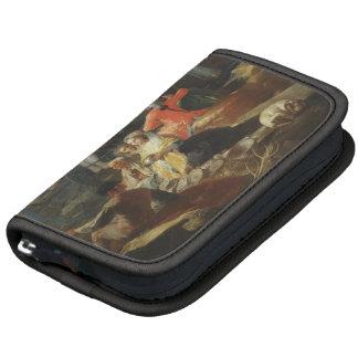 Francisco Goya- The Crockery Vendor Folio Planner