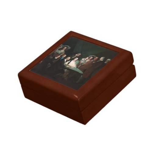 Francisco Goya- The Family of the Infante Don Luis Trinket Box