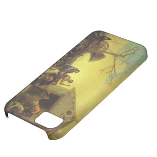 Francisco Goya- The Fight at the Venta Nueva iPhone 5C Case