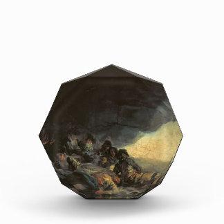 Francisco Goya- Vagabonds Resting in a Cave Award