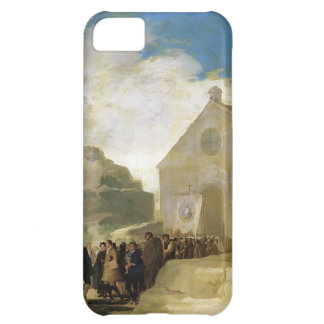 Francisco Goya- Village Procession iPhone 5C Covers