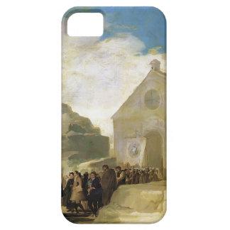 Francisco Goya- Village Procession iPhone 5 Cases