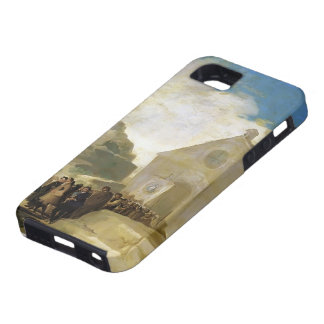 Francisco Goya- Village Procession iPhone 5 Cover