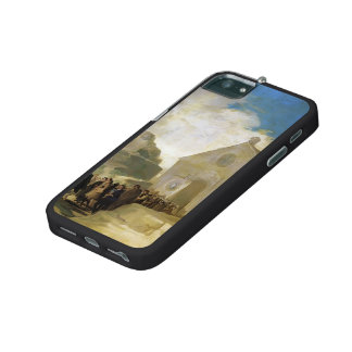 Francisco Goya- Village Procession iPhone 5/5S Case