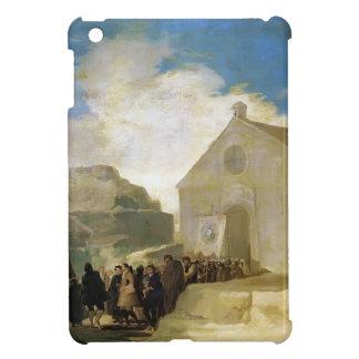 Francisco Goya- Village Procession iPad Mini Cases
