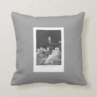 Francisco Goya- What a golden beak! Pillows