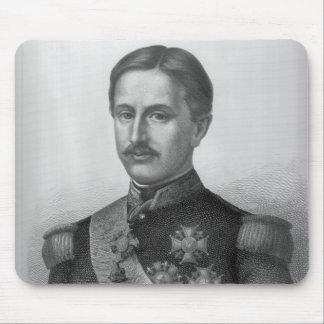 Francisco II de los dos Sicilies Mousepad