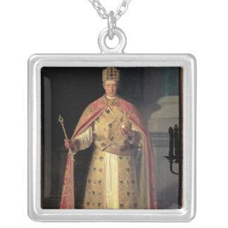 Francisco II, emperador romano santo Colgantes