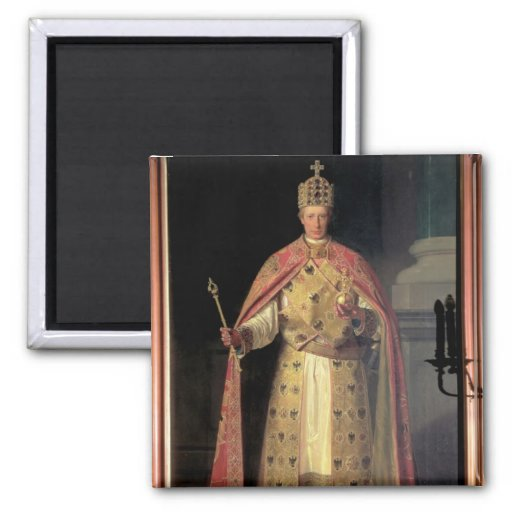 Francisco II, emperador romano santo Imán De Nevera