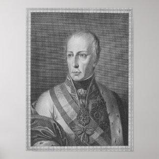 Francisco II, emperador romano santo Impresiones