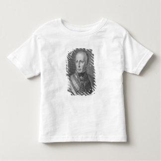 Francisco II, emperador romano santo Playera De Bebé