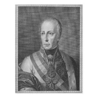Francisco II, emperador romano santo Tarjetas Postales