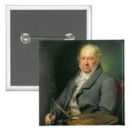 Francisco Jose de Goya, 1826 (aceite en lona) Pins