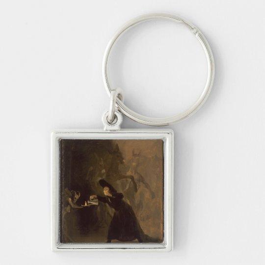 Francisco Jose de Goya y Lucientes   El Hechizado Keychain
