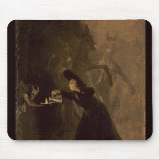 Francisco Jose de Goya y Lucientes | El Hechizado Mouse Pad