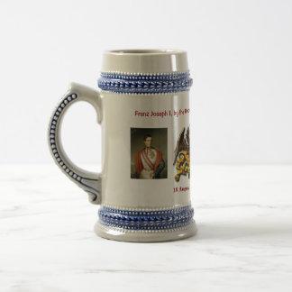 Francisco José I de Austria Hungría Jarra De Cerveza