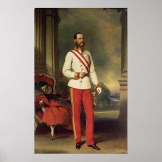 Francisco José I, emperador de Austria 2 Póster