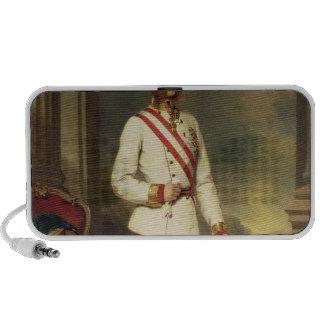 Francisco José I, emperador de Austria Notebook Altavoces