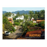 Francisco Madero Street, Bucerias Postcard
