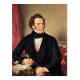 Francisco Peter Schubert Postal
