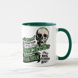 Francisco Spook Show Poster Art Mug