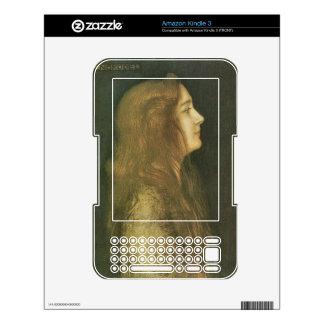 Francisco von Stuck - Cenicienta Kindle 3 Skins