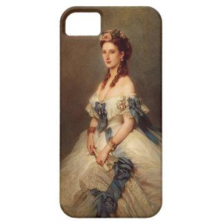 Francisco Winterhalter- Alexandra, Princesa de iPhone 5 Case-Mate Protectores