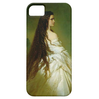 Francisco Winterhalter- Elisabeth Kaiserin iPhone 5 Case-Mate Cárcasa