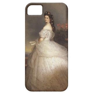 Francisco Winterhalter- Elizabeth, emperatriz de iPhone 5 Case-Mate Funda