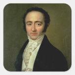 Francisco Xaver Mozart, conocido más adelante como Pegatina Cuadrada