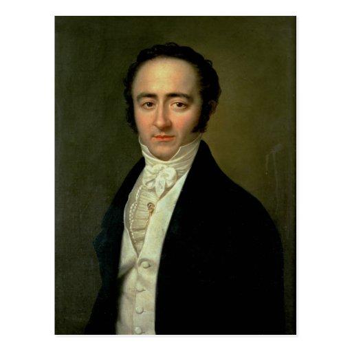 Francisco Xaver Mozart, conocido más adelante como Postal