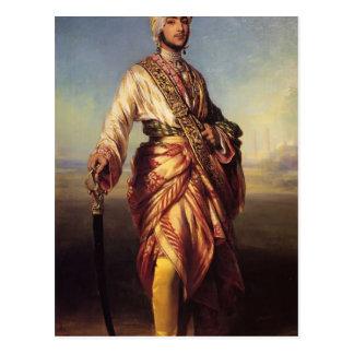 Francisco Xaver Winterhalter- el Maharajá Dalip Si Postales