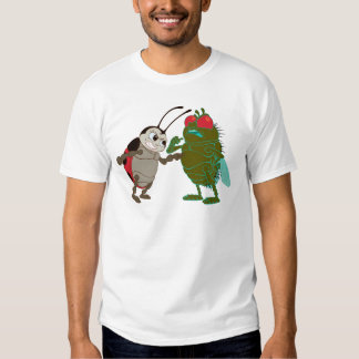 Francisco y P.T. Flea Disney Camisas
