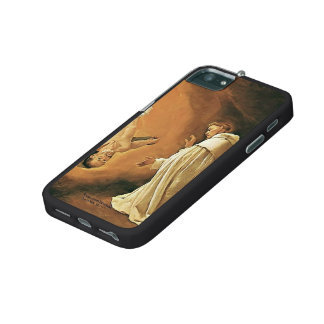 Francisco Zurbaran- Appearance of St. Peter Case For iPhone 5/5S