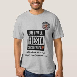 Francisco's Cinco De Mayo Club 117 - Shirt 14