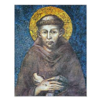 Franciscos de Asís del santo Cojinete