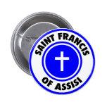 Franciscos de Asís del santo Pin