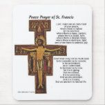 Franciscos de Asís del santo Tapetes De Ratones