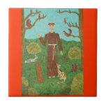 Franciscos de Asís del santo Teja