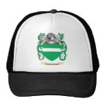 Franco Coat of Arms Trucker Hats