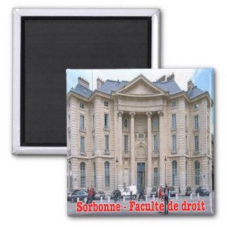 Franco - Francia - París - Sorbonne - facultad de Imán Cuadrado