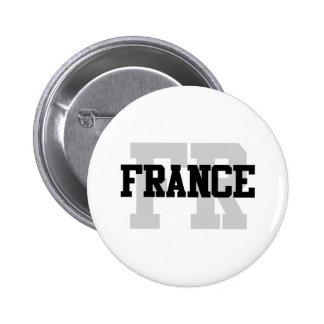 Franco Francia Pin