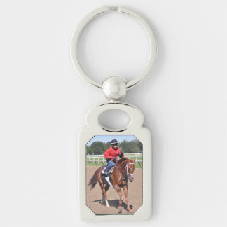Franco in the First Keychain