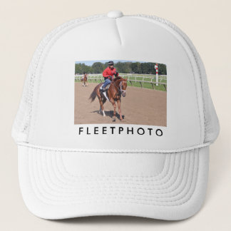 Franco in the First Trucker Hat