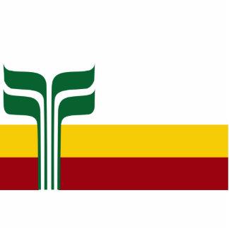 Franco Manitobains, Democratic Republic of the Con Standing Photo Sculpture
